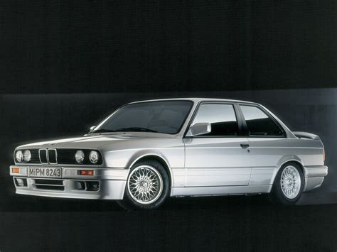 Bmw 3 Series Coupe (e30) Specs & Photos