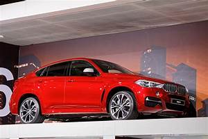 Bmw X 6  2015 Bmw X6 Reviews And Rating Motor Trend  Bmw