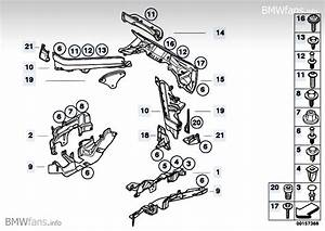 Mounting Parts  Engine Compartment Bmw X5 E70  X5 3 0sd