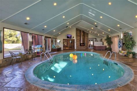 Vacation Home Bedroom On Golf Course W/indoor Pool
