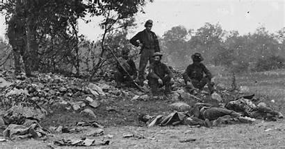 Antietam Battle Dead Union Soldiers Confederate Civil