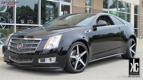 Cadillac Cts Kmc Km685 District Wheels