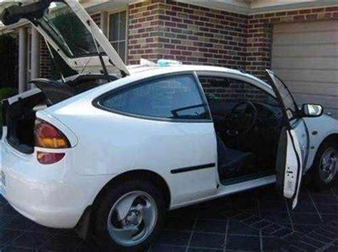 blue book value used cars 1987 ford laser navigation system 1994 used ford laser lynx hatchback car sales cheltenhem vic 7 750