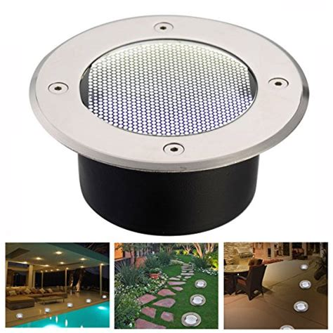 solar led deck lights kootek outdoor waterproof solar powered deck lights path
