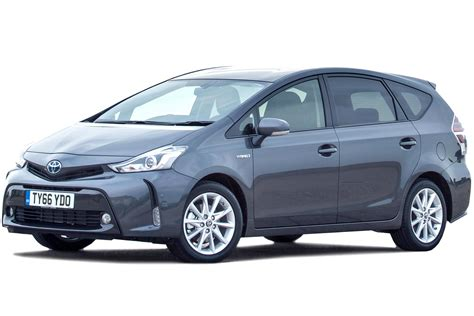 toyota prius mpv review carbuyer