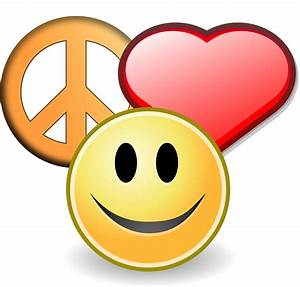 Image Gallery love and peace symbol
