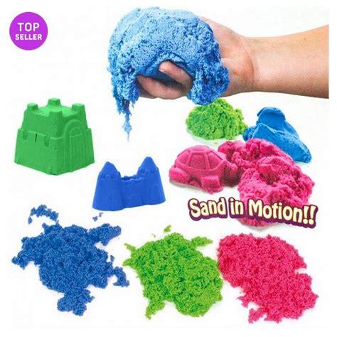 colored kinetic sand waba kinetic sand coloured 2 5kg