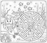 Coloring Games Printable Credit 123rf sketch template