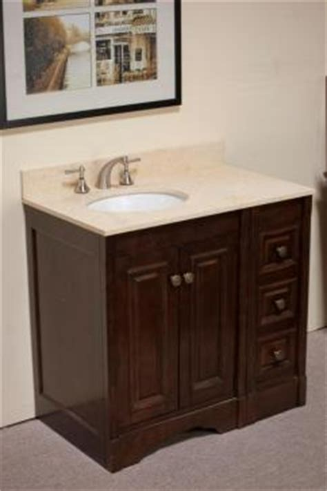 single sink bath vanity  egypt beige granite