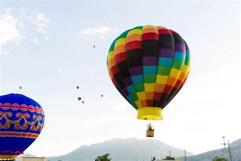 hot air balloons    freedom festival davd