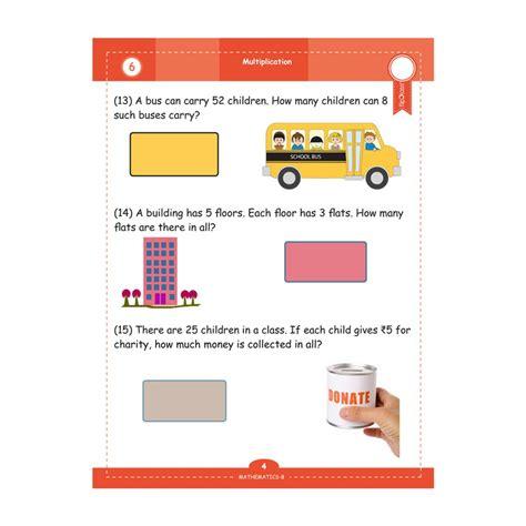 geniuskids worksheets  class   grade math