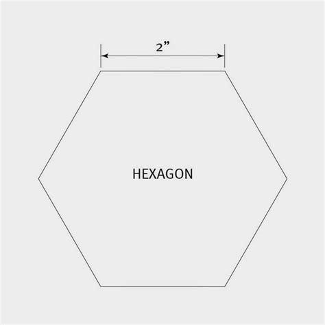 hexagon template voodoo rabbit fabric 07 01 2014 08 01 2014