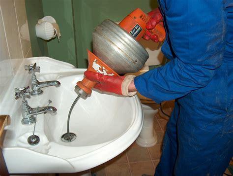 water blockage in kitchen sink drain clearance jetting drain wizard 8910