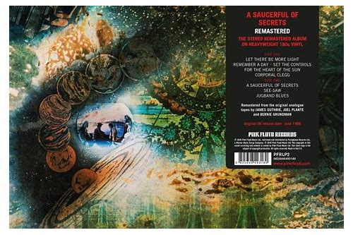 A Saucerful Of Secrets Mp3 Download