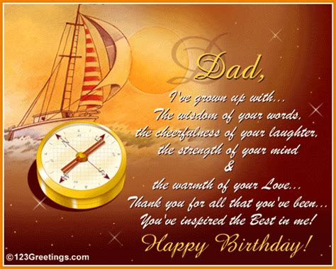 dad   world   mom dad ecards greeting