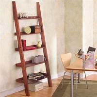 fine diy ladder bookshelf 24 Ladder Bookshelf Plans | Guide Patterns