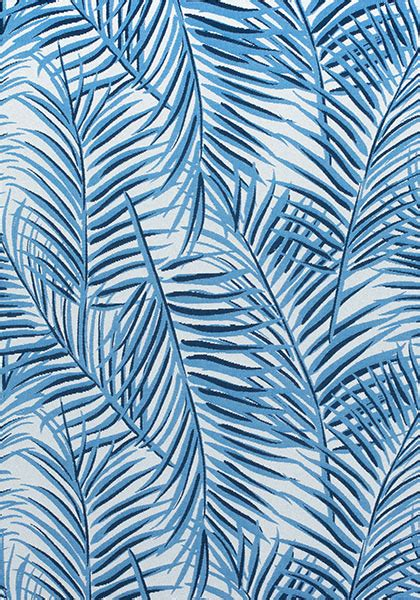 west palm woven blue  white  collection oasis