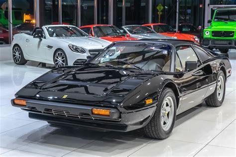 In late 1982 the ferrari 308 would evolve yet again into the 308 gtb quattrovalvole (qv). Used 1983 Ferrari 308 GTS Quattrovalvole 2dr Targa For Sale (Special Pricing) | Chicago Motor ...