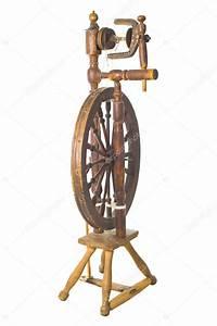 Antique Vintage Spinning