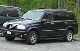 Suzuki Sx7 by Suzuki Xl 7