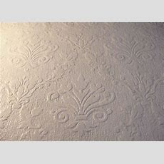 Hot Or Not? Painting Over Textured Wallpaper Wallpaper