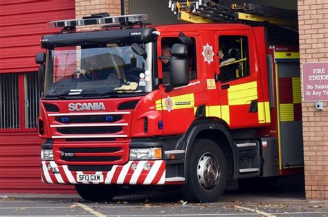 Fire Service Faces Staff Shortage Emergency With Up To 100
