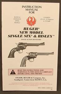 Ruger New Model Single