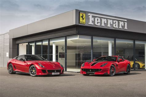 Ferrari Dealership Sytner Ferrari Sales