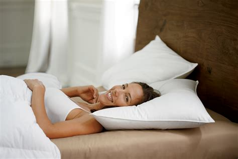 back sleeper pillow how to choose the right pillow for a s sleep