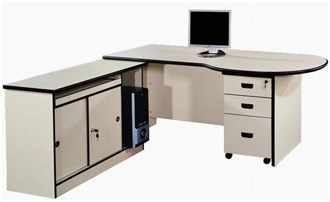 Executive Office Table  Almacs Steel Ltd
