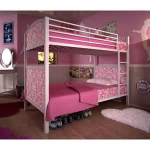 white metal bunk bed walmart com