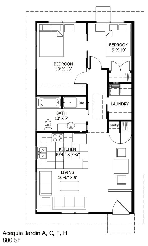 small bedroom floor plans single small house plans two bedroom floor plans one