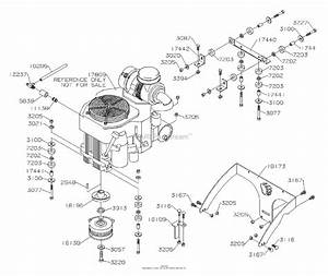 Dixon Grizzly 60  2006  Parts Diagram For Engine  Kohler Hp 23