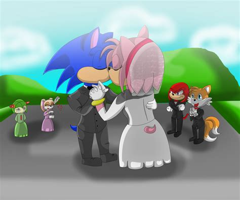 Sonamy; Wedding Day! By Charliethemew012 On Deviantart