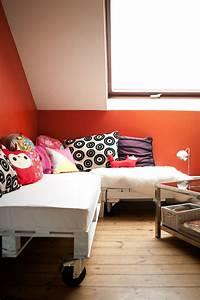 Fabriquer Un Canapé En Palette : diy tape 2 2 mon canap en palette ~ Voncanada.com Idées de Décoration