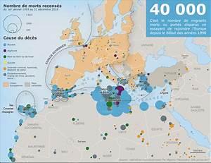 Nombre De Mort Sur La Route 2018 : la fronti re migratoire europ enne carnet neo cartographique ~ Maxctalentgroup.com Avis de Voitures