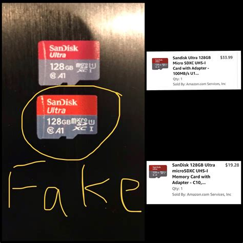 Hosted by @cardcollector2 @tyler @lougeneux & brought to you by @one37pm. Amazon sells fake memory cards - DVD Talk Forum
