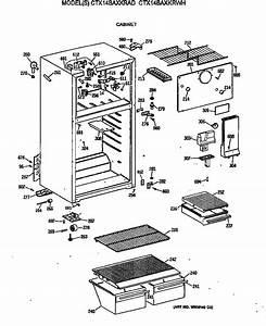 Hotpoint Refrigerator Unit Parts
