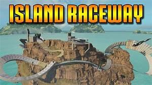 Halo: MCC Epic Forge Maps #6 - Island Raceway (Halo 2 ...