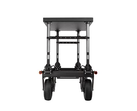 Rolling Cart With Removable Handles