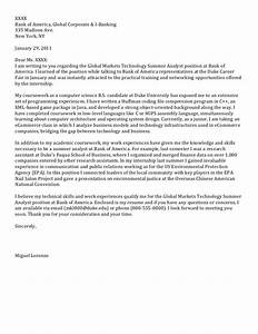 junior cover letter computer science With cover letter for summer internship in computer science