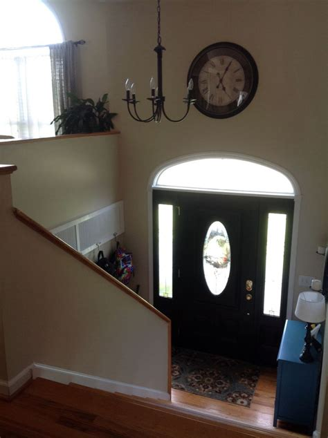 foyer   split entry home  home pinterest