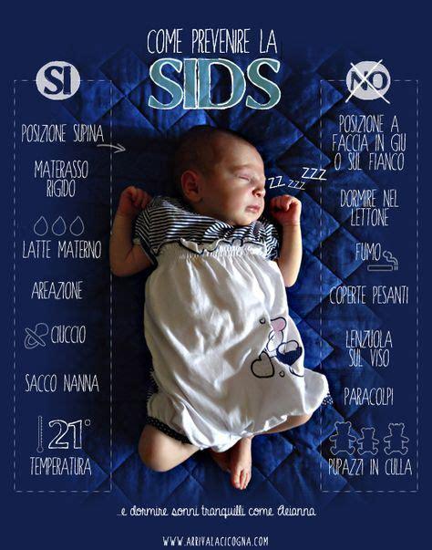 Sindrome Morte In by Prevenzione Della Sids Le Regole Per Prevenire La