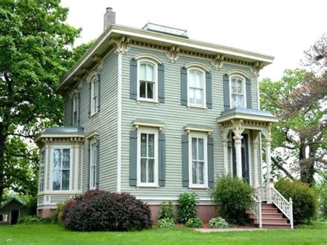 90 Best Exterior Italianate Images On Pinterest