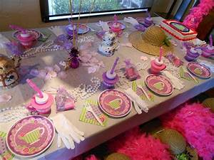 Ultimate Themed Dress Up Tea Party | LITTLE GIRLS ...