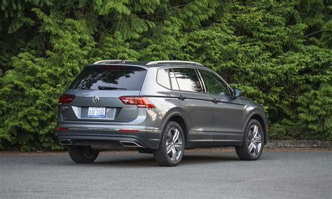 (betcha didn't know that!) to keep this small suv ahead of other models in the company's sprawling lineup, which includes products like. 2020 Volkswagen Tiguan 2.0T SEL 4Motion: Review | Our Auto ...