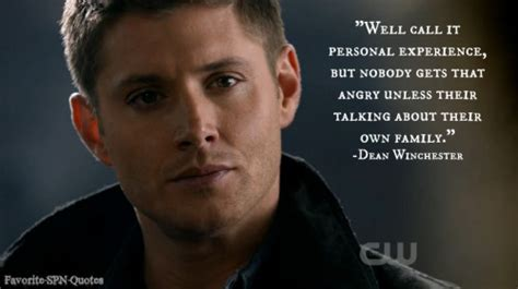 Dean Quotes Top 15 Best Supernatural Quotes Tv Tech Geeks News