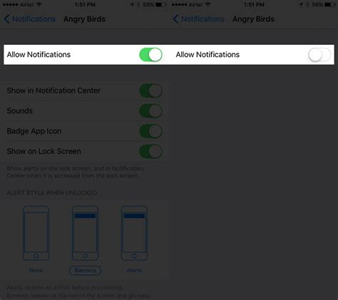 disable alert iphone how to improve ios 10 battery on your iphone or