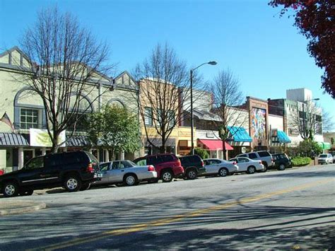 historic downtown hendersonville nc