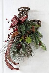 Silver Star Wreath Primitive Christmas Decor Christmas